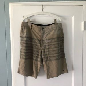 Men's O'Neill boardshorts size 34